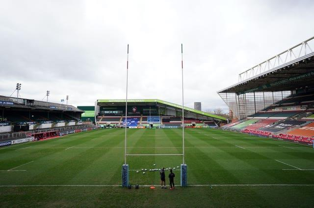 Scotland will face England A at Welford Road on Sunday