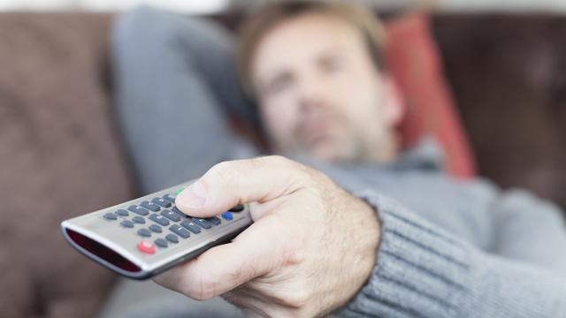 Sitting Ourselves to Death? Study Says Cutting Couch and TV Time Could Bump Up Life Expectancy
