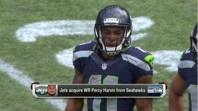Report: Percy Harvin had altercations with teammates Golden Tate, Doug Baldwin