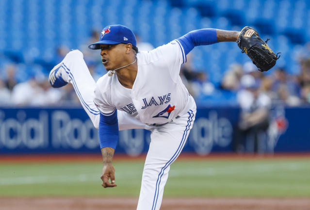 The New York Yankees seemed to underestimate Marcus Stroman's value. (Mark Blinch/Getty Images)
