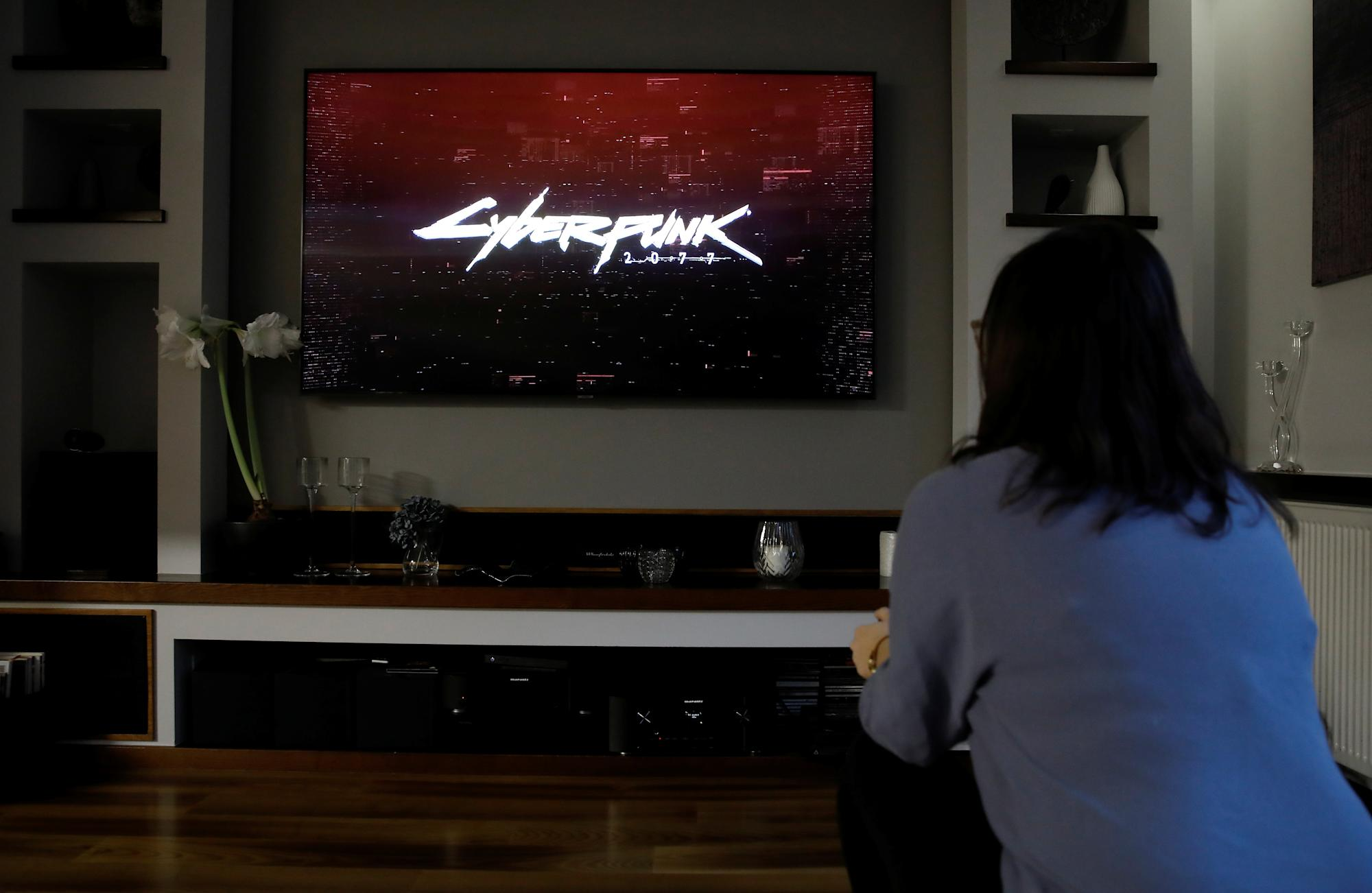 'Cyberpunk 2077' patch targets save file limits on PC crashes on consoles – Yahoo Finance Australia