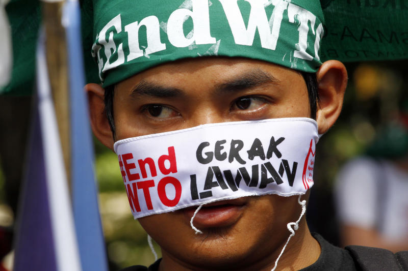 Bali summit may be last chance for WTO trade deal