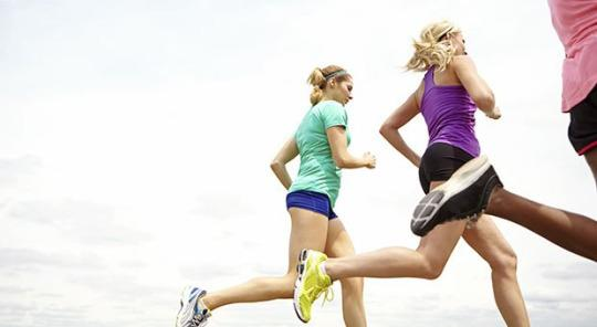 how to track how far you run