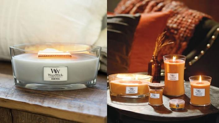 These unique candles have quite the fan base--for good reason.