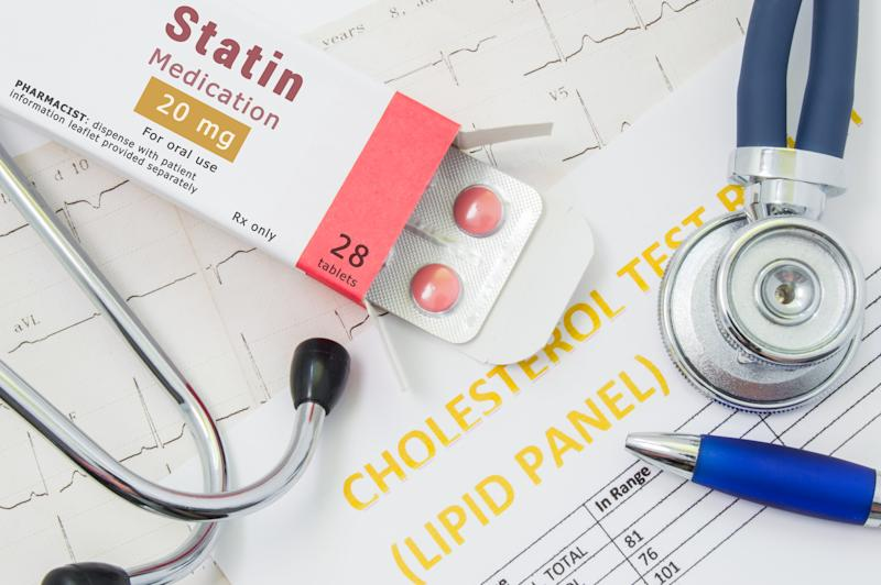 The research found knowing about bad cholesterol levels could encourage people to take preventative action [Photo: Getty]