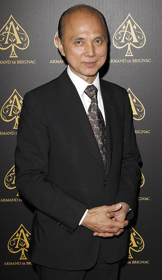 "Yes, there really is a Jimmy Choo. The legendary shoemaker plans to share his knowledge with a new generation of aspiring designers at the London College of Fashion. Jon Furniss/<a href=""http://www.wireimage.com"" target=""new"">WireImage.com</a> - July 2, 2008"