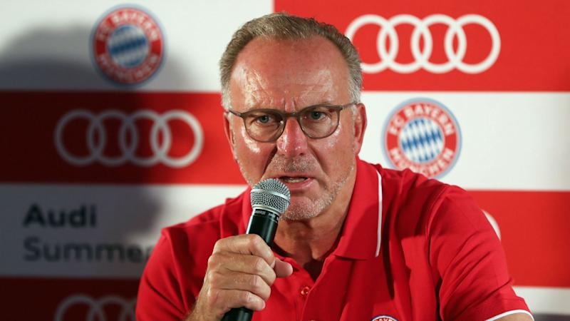 Bayern bosses launch scathing attack on 'disrespectful' media