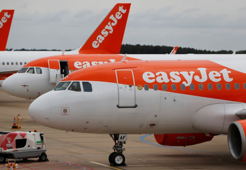 EasyJet resumes flying with COVID-19 measures in place