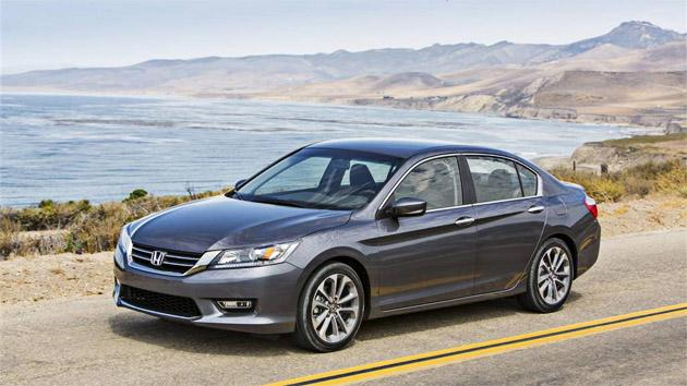 Superior So I Couldnu0027t Muster Much Excitement For The Innocuous 2013 Honda Accord  V 6, Especially When Compared To ...