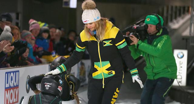 Sandra Kiriasis abruptly left the Jamaican bobsled team on Wednesday. (Bild: Getty Images)