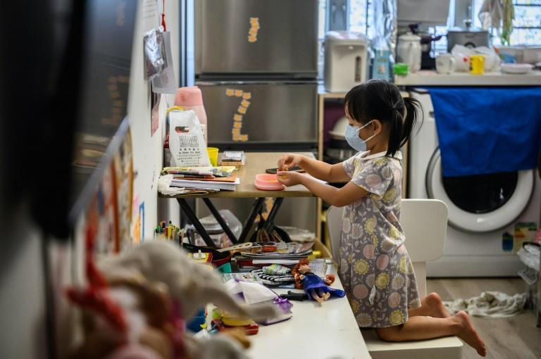 Hong Kong is a poster child for inequality, and over the last two years the number of households earning just HK$9,100 ($1,170) or less a month has doubled to more than 149,000
