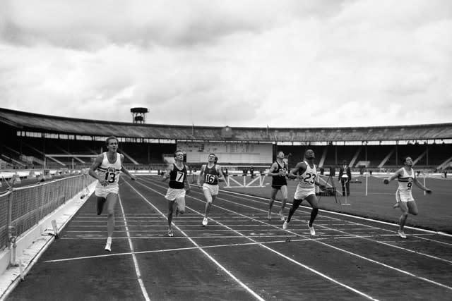 The Olympic Games came to Tokyo in 1964 after being cancelled in 1940 because of World War II (PA)