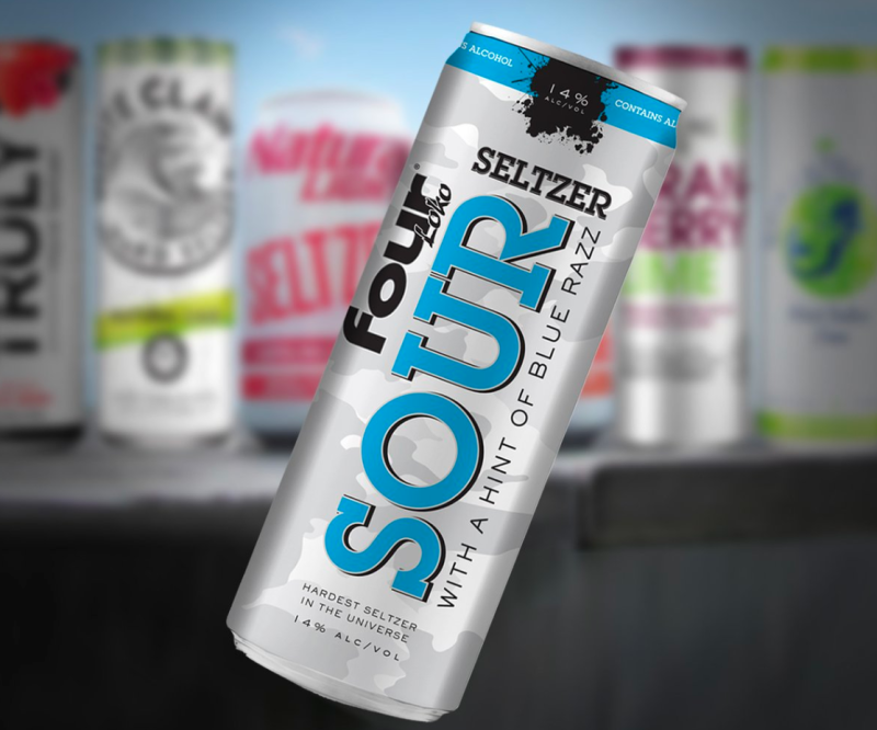 Four Loko teases a hard seltzer with 14% ABV on social media. (Photo: Twitter)