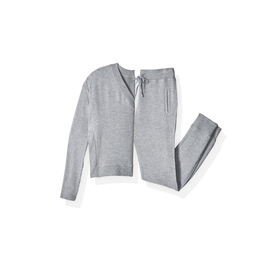 """<p>This loungewear (in sizes XS to 3X) is so stylishly laid-back, you won't mind if guests drop by unannounced while you're in it. Zippers? Where we're going, we don't need zippers.</p><p><em>Originally $135, and sweatpant, $145, now 20 percent off with code """"OPRAH"""" at <a href=""""https://alalastyle.com/"""" target=""""_blank"""">alalastyle.com</a></em></p><p>OR:</p><p><a class=""""body-btn-link"""" href=""""https://www.amazon.com/b?node=20574821011&tag=syn-yahoo-20&ascsubtag=%5Bartid%7C10072.g.29700361%5Bsrc%7Cyahoo-us"""" target=""""_blank"""">Shop Amazon</a></p>"""