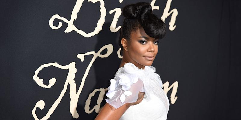 Gabrielle Union supports 'Birth of a Nation' boycotts