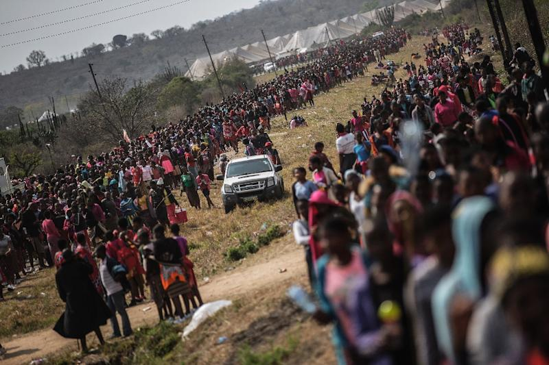 38 girls die in crash on way to swaziland beauty pageant