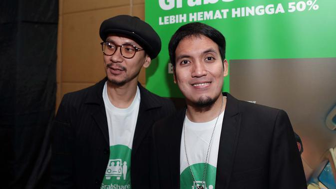 Desta - Vincent Rompies (Deki Prayoga/bintang.com)