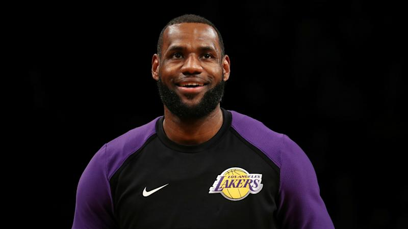c8430e27ddbc NBA All-Star 2019  LeBron James
