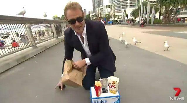 7News Queensland put the chip packaging to the test.