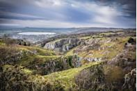 <p>In Somerset, Cheddar Gorge took the 12th spot. This stunning natural landmark has breathtaking walking routes, steep cliffs and caves to explore. </p>