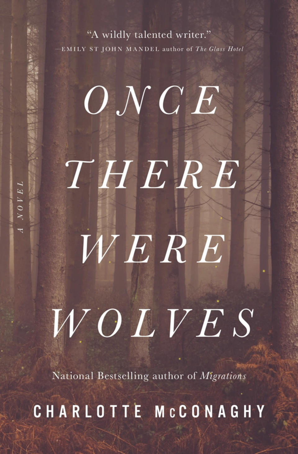 <p>The Australian author made waves with last summer's <em>Migrations</em>, a meditation on climate change and loneliness, and returns with a new story set in the Scottish Highlands, where two twin sisters join a team attempting to reintroduce a pack of wolves to their natural surroundings. (Aug. 3)</p>