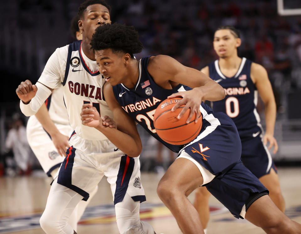 Virginia guard Trey Murphy to sign with agent, forgo eligibility