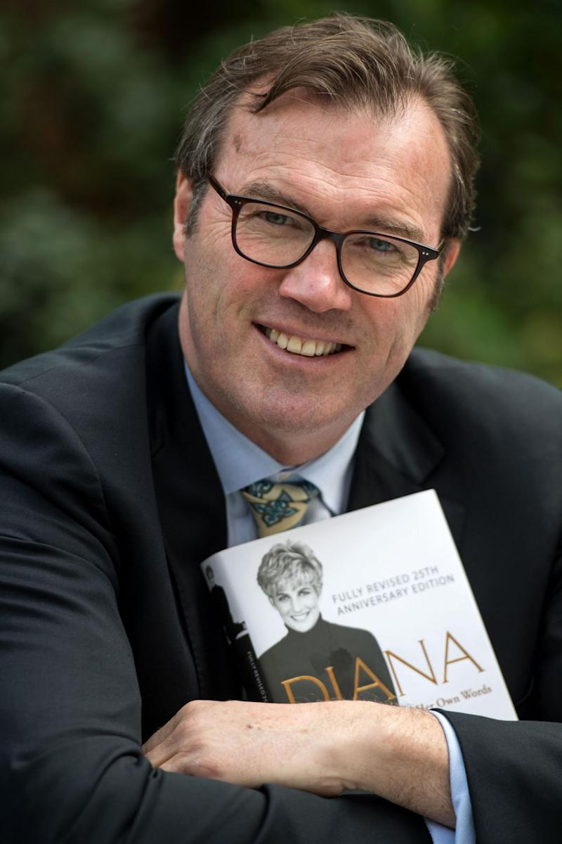 Andrew Morton famously wrote an authorised biography on Princess Diana. Photo: Getty