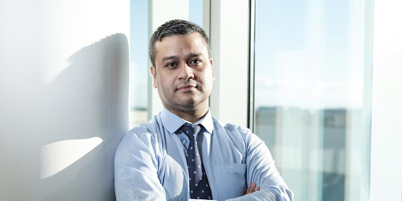 Malay Bose, Risk Assurance Officer, Bank of Ireland