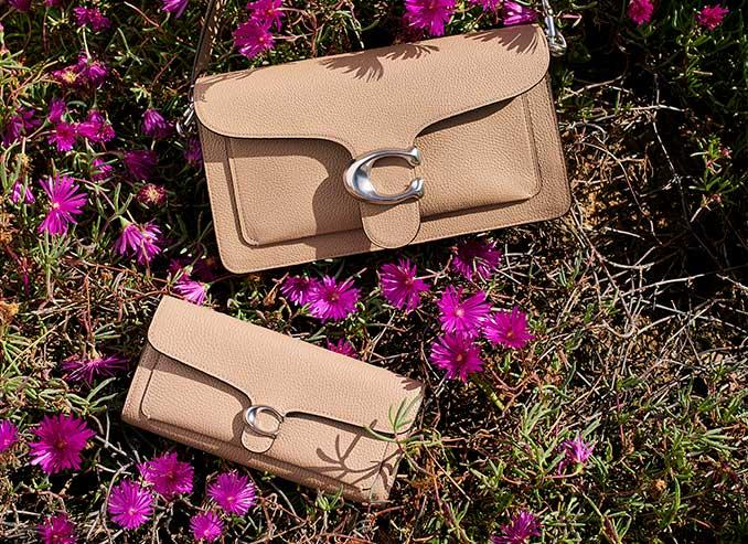 Coach's summer sale event is on now. Image via Coach.