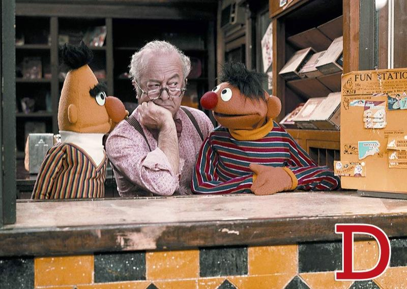 "D is for Mr. Hooper's Death: In true <a href=""/sesame-street/show/33526"">""Sesame Street""</a> spirit, the show turned the passing of longtime cast member Will Lee into a teaching tool for children. The episode aired Thanksgiving Day and followed Big Bird as he tried to understand the meaning of death and the great loss of his buddy Mr. Hooper (Lee). The Daytime Emmys named the episode one of the 10 most influential moments in daytime history. <a href=""http://www.zap2it.com/"" rel=""nofollow"">Source: Zap2it</a>"