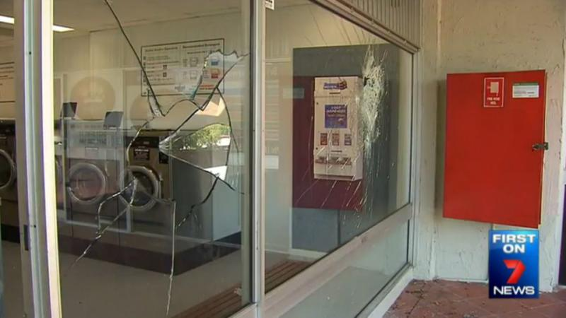 The bill for the damage will reach into the tens of thousands of dollars. Photo: 7 News
