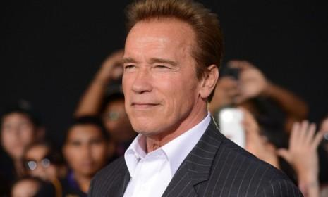 """Arnold Schwarzenegger admitted to Lesley Stahl what most everyone has already figured out: The former California governor is """"not perfect."""""""