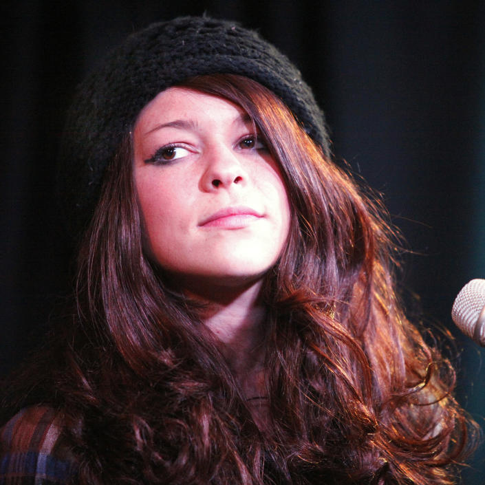 Singer Cady Groves died of complications from chronic ethanol abuse, according to the Davidson County Medical Examiner's Office in Nashville, Tennessee. (AP)