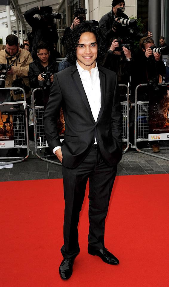 """<a href=""""http://movies.yahoo.com/movie/contributor/1809726777"""">Reece Ritchie</a> at the London premiere of <a href=""""http://movies.yahoo.com/movie/1810041991/info"""">Prince of Persia: The Sands of Time</a> - 05/09/2010"""