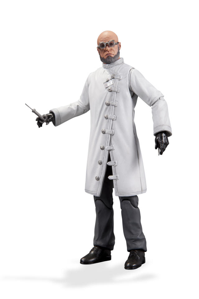 <b>Batman Arkham City: Hugo Strange, sculpted by Sam Greenwell</b><br />DC Entertainment