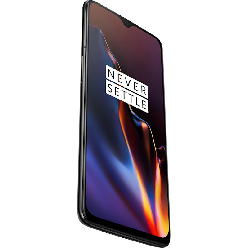The OnePlus 6T is a powerhouse of a handset at a mid-range price. (image: OnePlus)