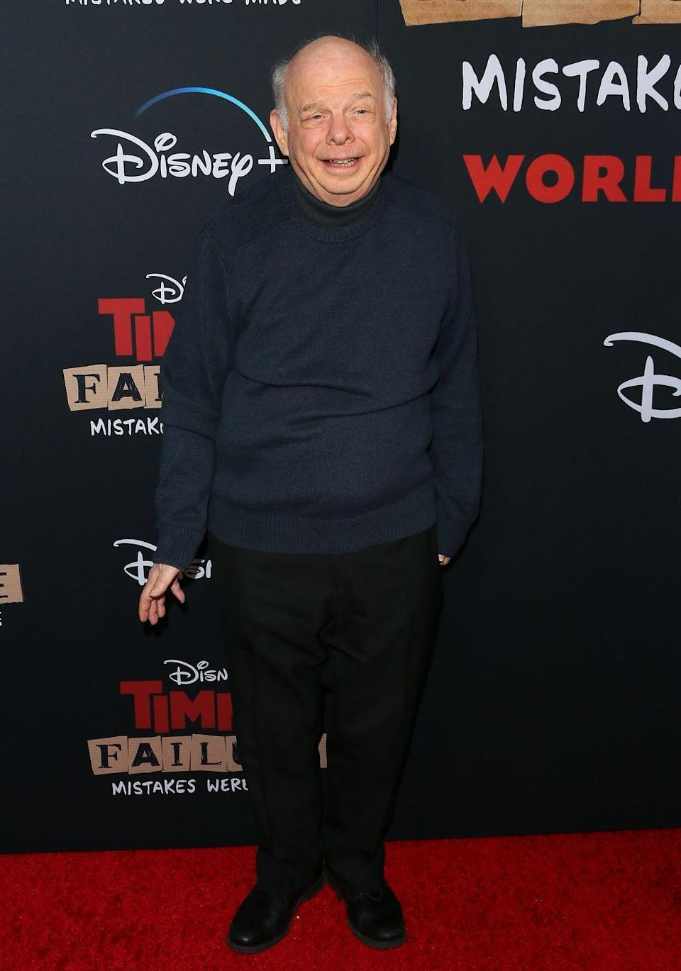 <p>Wallace hasn't stopped acting. You can find him in more recent hits like <em>Marriage Story, Young Sheldon, </em>and <em>Search Party</em>, just to name a few!</p>