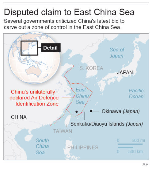 Map shows South China Sea area of disputed claim.; 2c x 4 inches; 96.3 mm x 101 mm;