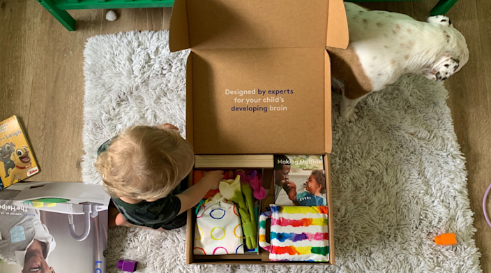 Best gifts and toys for 2-year-olds: Lovevery Subscription Kit