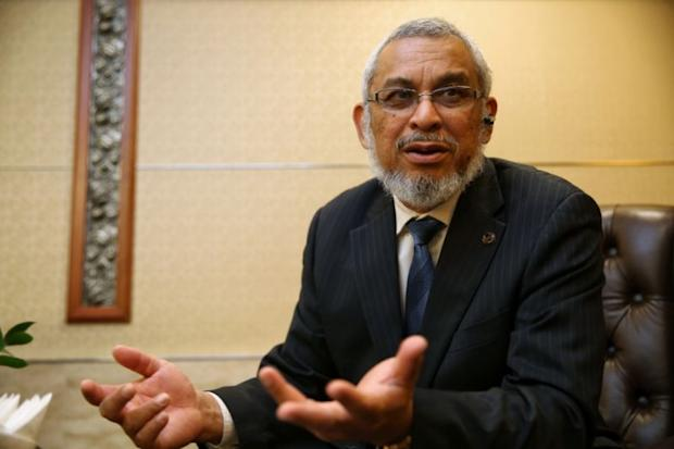 Amanah's Khalid Samad speaks to Malay Mail Online in Kuala Lumpur on March 28, 2017. — Picture by Saw Siow Feng