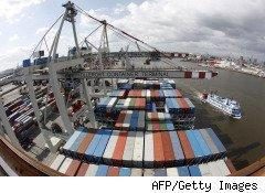 trade containers shipping