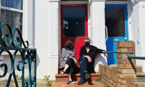 Online Porch Sitting review – collective catharsis to guide us through the dark