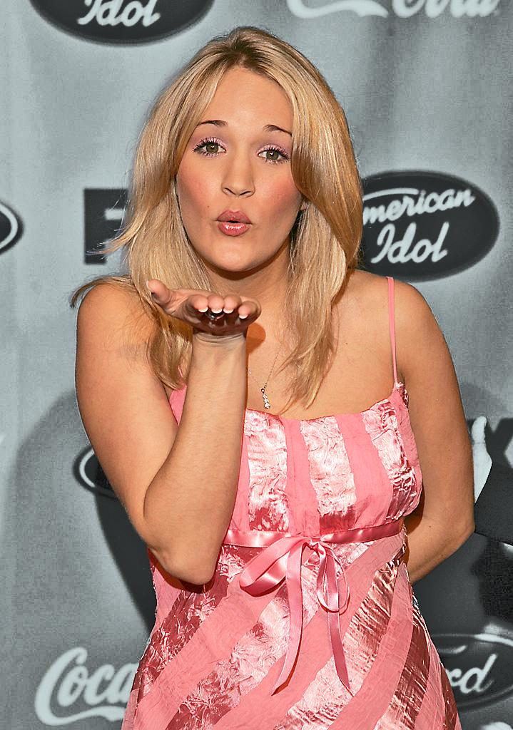 Carrie Underwood's Look Has Changed SO Much Since American Idol ...