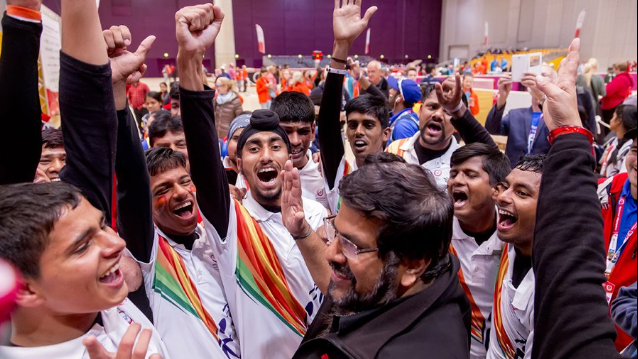Bharat Shines at Special Olympics Winter Games, Wins 73 Medals