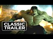 """<p>In the MCU's second outing, the Hulk gets another telling of his origin story. Sure, <em>The Incredible Hulk </em>is a bit of a strange watch in the 2020s, with Mark Ruffalo having long replaced Ed Norton. But we'll see the <a href=""""https://www.esquire.com/entertainment/movies/a36840742/shang-chi-trailer-abomination-wong-dragon/"""" rel=""""nofollow noopener"""" target=""""_blank"""" data-ylk=""""slk:Abomination again soon,"""" class=""""link rapid-noclick-resp"""">Abomination again soon,</a> so that's worth a throwback to Norton Hulk.</p><p><a class=""""link rapid-noclick-resp"""" href=""""https://www.amazon.com/gp/video/detail/amzn1.dv.gti.daa9f78e-0b8f-369f-063d-c3ac3d1d689f?autoplay=1&tag=syn-yahoo-20&ascsubtag=%5Bartid%7C10054.g.32492706%5Bsrc%7Cyahoo-us"""" rel=""""nofollow noopener"""" target=""""_blank"""" data-ylk=""""slk:Watch on Amazon"""">Watch on Amazon</a></p><p><a href=""""https://www.youtube.com/watch?v=xbqNb2PFKKA"""" rel=""""nofollow noopener"""" target=""""_blank"""" data-ylk=""""slk:See the original post on Youtube"""" class=""""link rapid-noclick-resp"""">See the original post on Youtube</a></p>"""