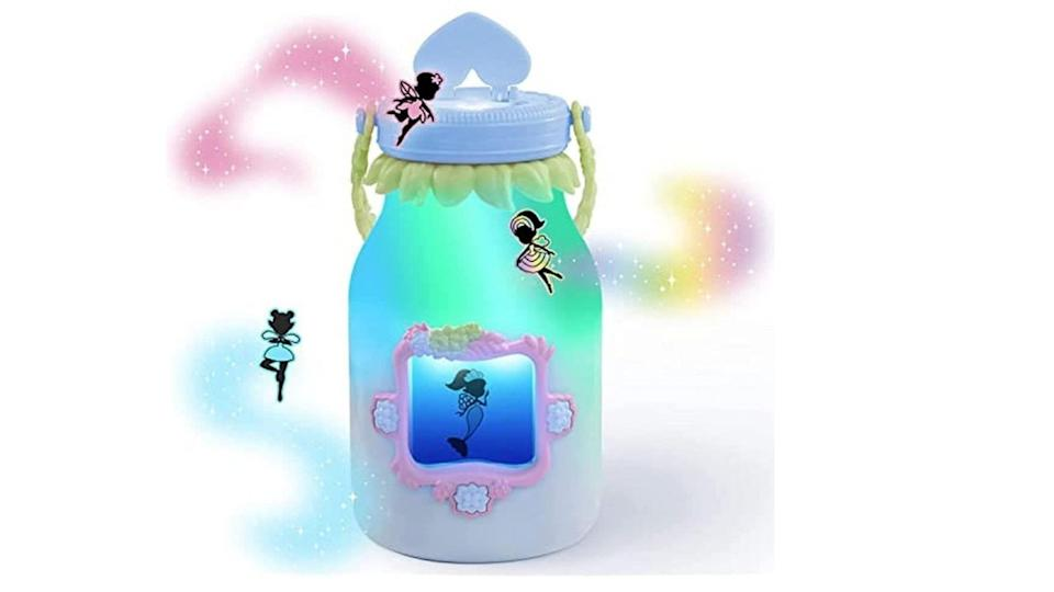 Catch all the fairies in this magical fairy finder.