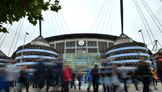 <p><strong>Stadium name: Etihad Stadium</strong></p> <p><strong>Year moved in: 2003</strong></p> <p><strong>Capacity: 55,097</strong></p> <br><p>The Citizens relocated from Maine Road to the Etihad back in 2003, after spending almost a century at their old stomping ground. </p> <br><p>The impressive arena came hand in hand with the Sheikh Mansour takeover in 2004, from which they have embarked on a lucrative journey splashing over £1bn on new players as they look to dominate the domestic and European scene. </p> <br><p>The Etihad was expanded by 8,000 seats back in 2015, although has been a source of mockery due to quite a few visible empty seats at many games. </p>