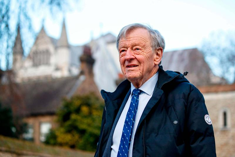 The case has been championed by Lord Dubs (AFP via Getty Images)
