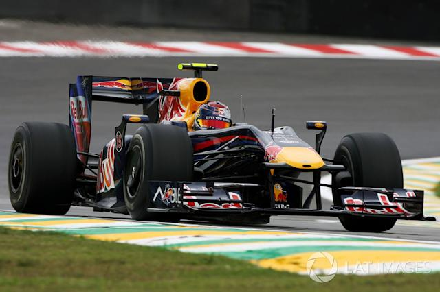 """2009: Red Bull-Renault RB5 <span class=""""copyright"""">Sutton Motorsport Images</span>"""