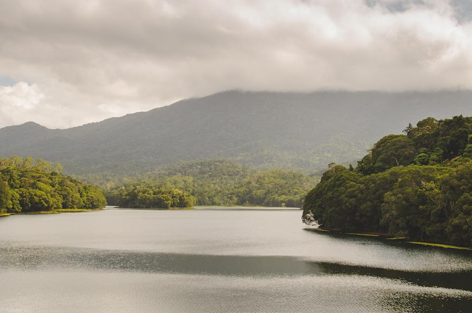 Lake Placid near Cairns in Far North Queensland.